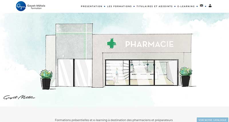 Gayet métois : formations pour pharmaciens